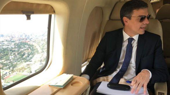 Sánchez realizará una gira económica en julio por EEUU