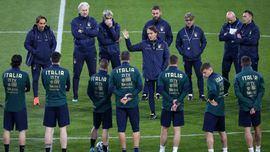 El respeto de Mancini a España antes de jugársela: 'Sus jóvenes son fuertes'