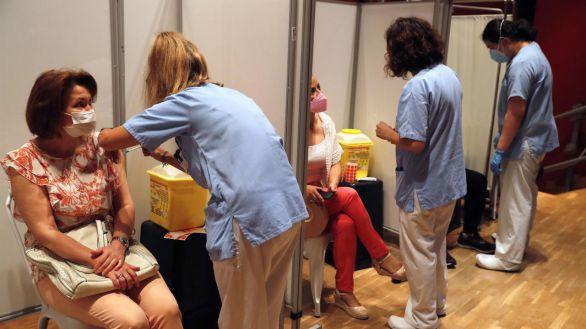 Madrid vacunará a partir del próximo martes a los mayores de 16 años