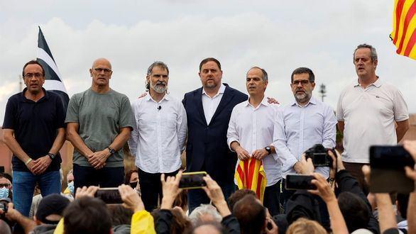 Ciudadanos y Vox denunciarán al Govern si avala fianzas con recursos públicos