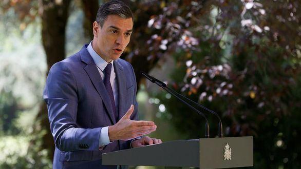 Sánchez, sobre el fondo del Govern: