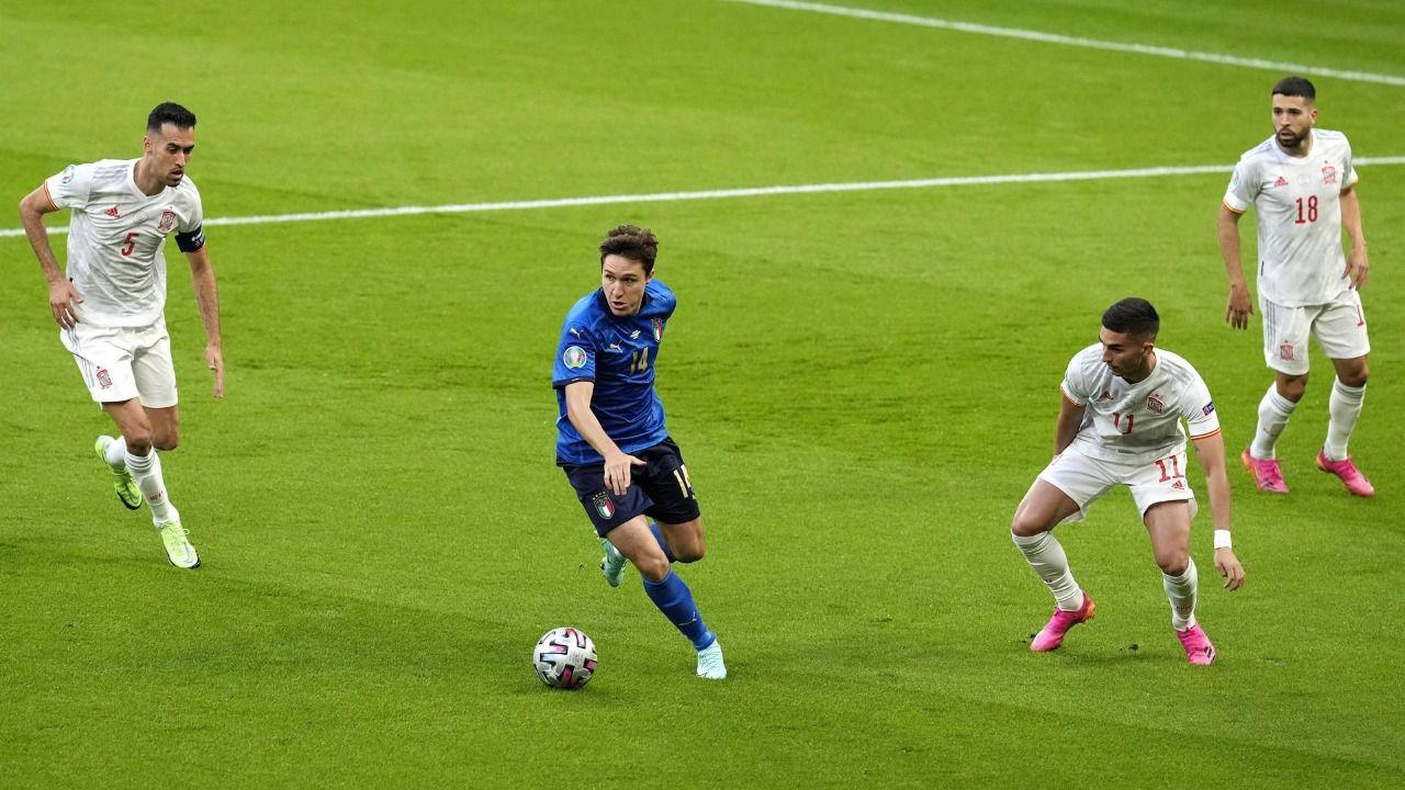Así narramos la intensa semifinal entre España e Italia