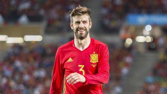 El sorprendente mensaje de orgullo hacia España de Gerard Piqué