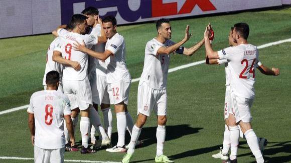 Estos son los récords que ha batido la España de Luis Enrique en esta Eurocopa