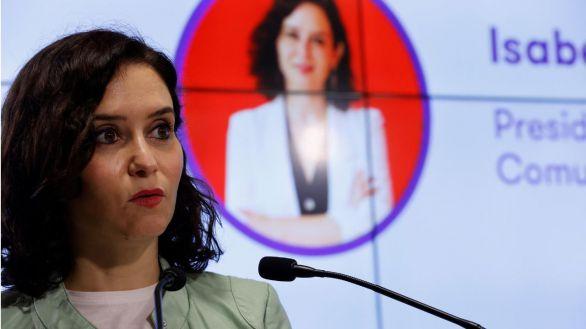 Ayuso denuncia que la Ley de Seguridad abre el camino a Sánchez para cambiar de régimen