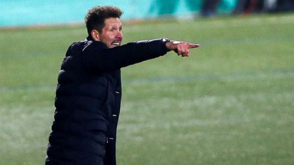 Simeone renueva con el Atlético de Madrid hasta 2024