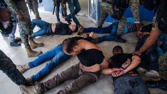 Detenidos 15 colombianos y dos estadounidenses por el asesinato del presidente de Haití