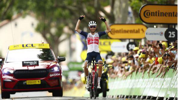 Tour de Francia. Triunfo de Mollema y Martin revoluciona el podio
