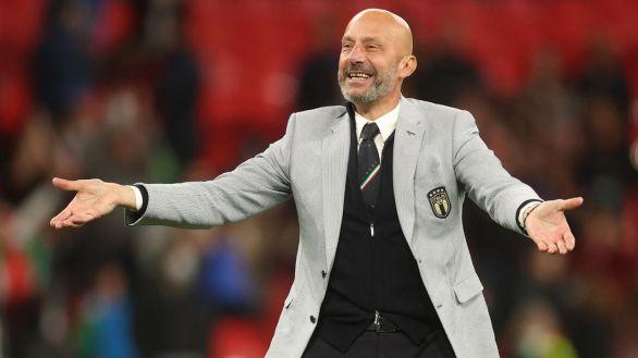 El ritual de Italia desde la jornada 2: