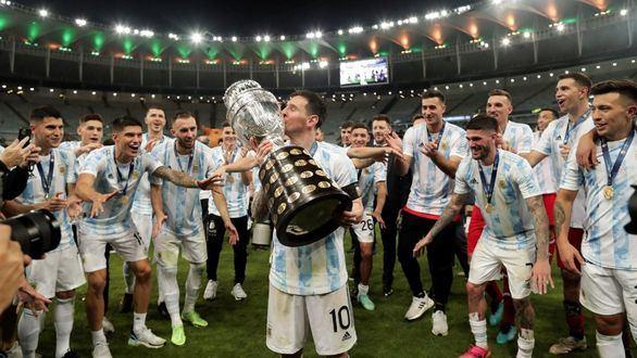 Copa América. Tras 16 años, Argentina gana su primer título en la era Messi | 1-0