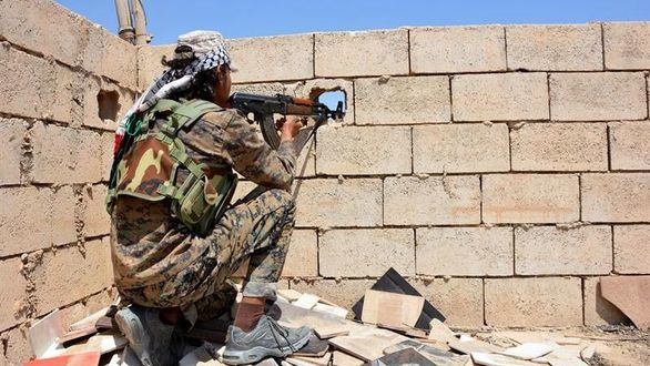 Dos ataques contra bases militares con presencia estadounidense en el este de Siria