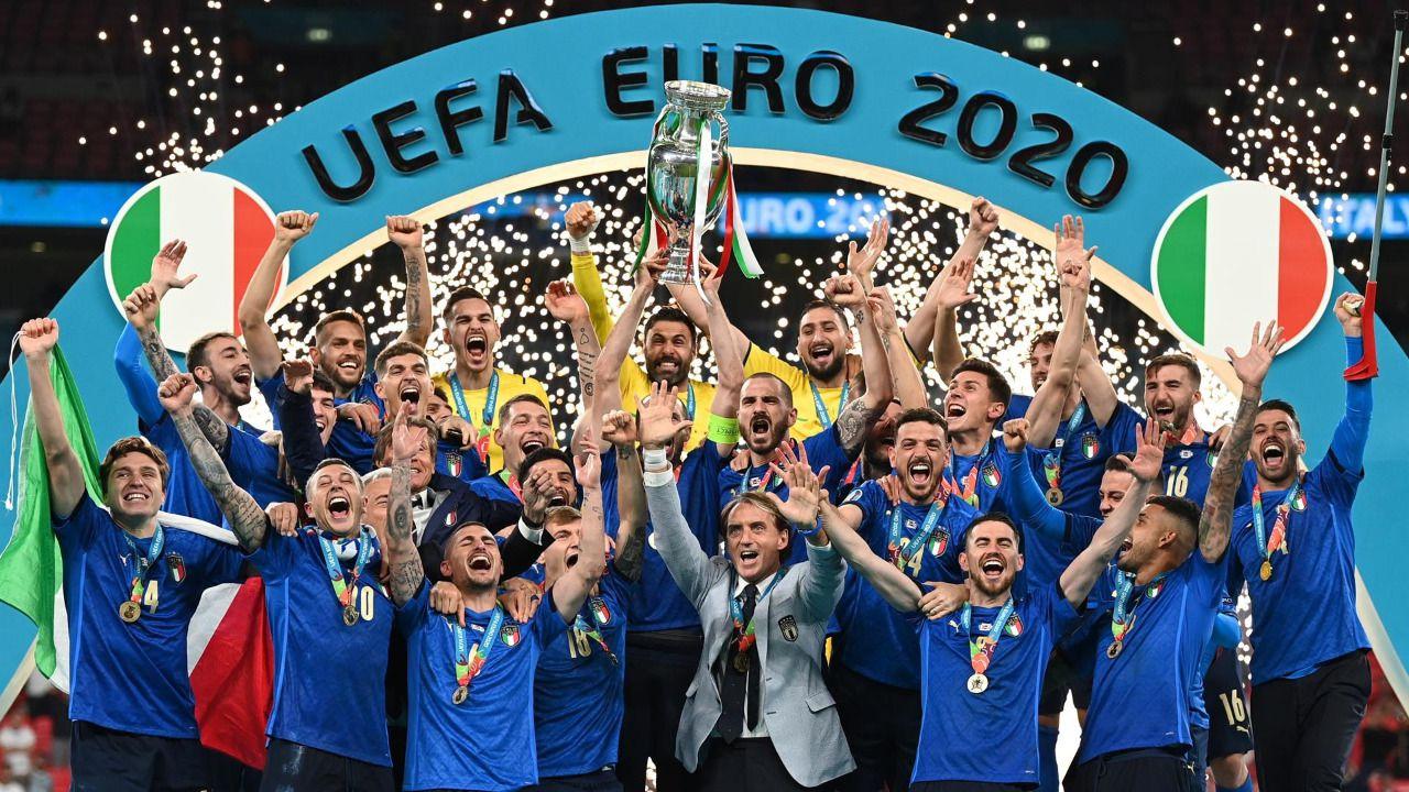 Italia, campeona de Europa por segunda vez tras derrotar a Inglaterra en los penaltis