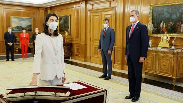 Los nuevos ministros