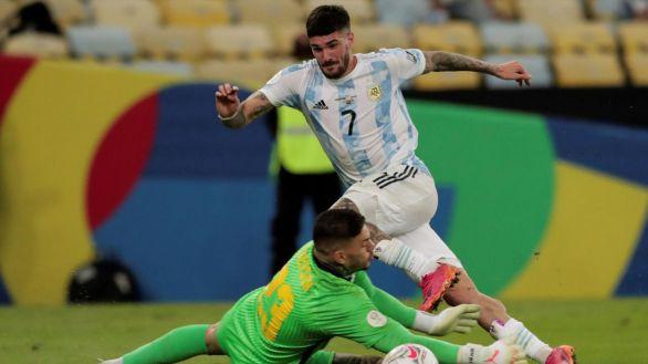 Rodrigo de Paul, flamante nuevo fichaje del Atlético