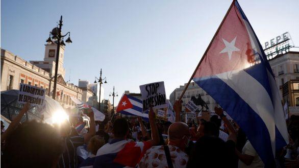 España pide al Gobierno de Cuba que respete el derecho de manifestación
