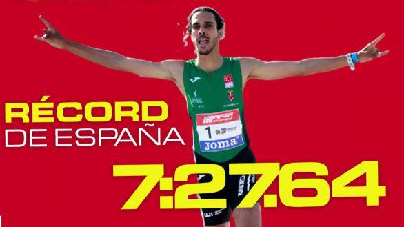 Diamond League. Nace una estrella: tercer récord de España en un mes para Katir