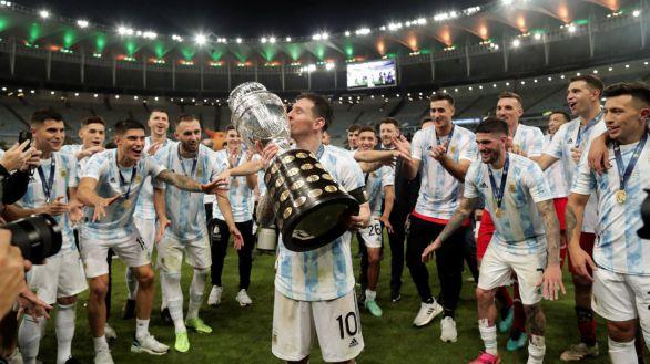 Dureza verbal y amenaza de bomba para Lionel Messi en Argentina