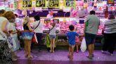 Electricidad y alimentación mantienen la inflación en el 2,7% en junio