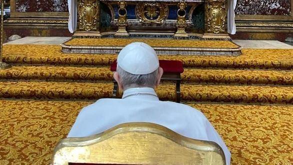El Papa recibe el alta diez días después de su operación