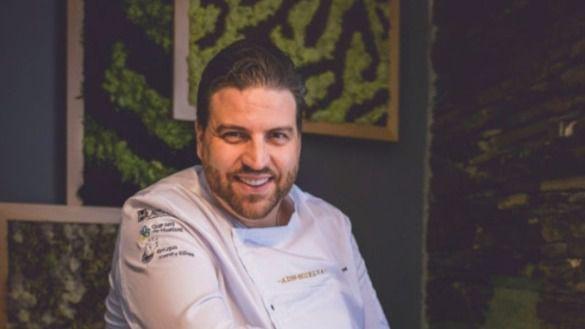 El chef onubense Xanty Elías gana el Basque Culinary World Prize 2021