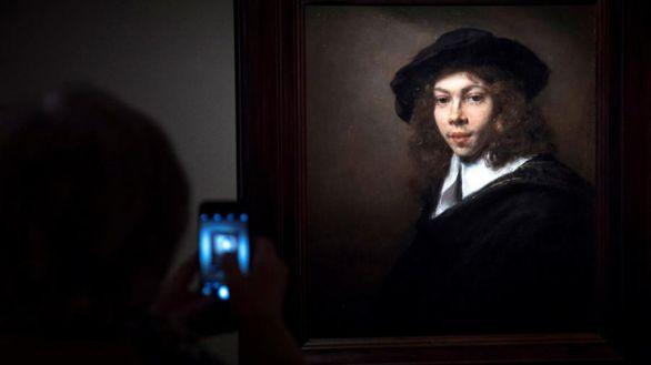 Ámsterdam recrea la última casa de un Rembrandt caído en desgracia