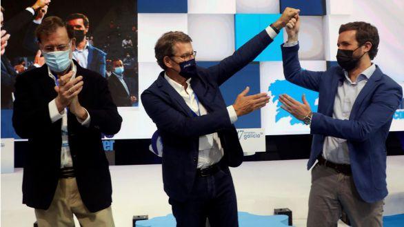 Feijóo carga contra Moncloa en su reelección por someterse al capricho de los independentistas