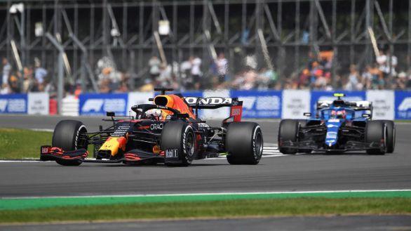 GP Gran Bretaña. Histórico Verstappen y Alonso deja con la boca abierta a todos