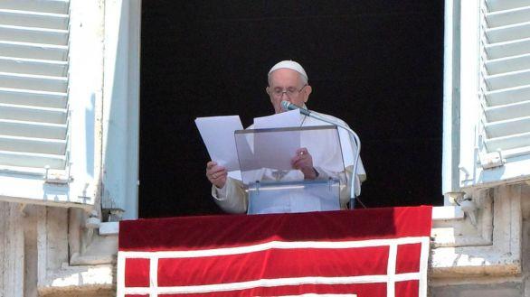 El Papa apela al