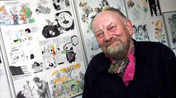 Muere el dibujante danés Westergaard, autor de las caricaturas de Mahoma