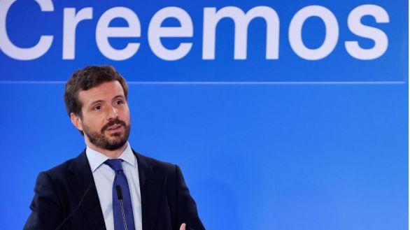 Encuesta electoral: el PSOE frena su caída pero la derecha suma mayoría