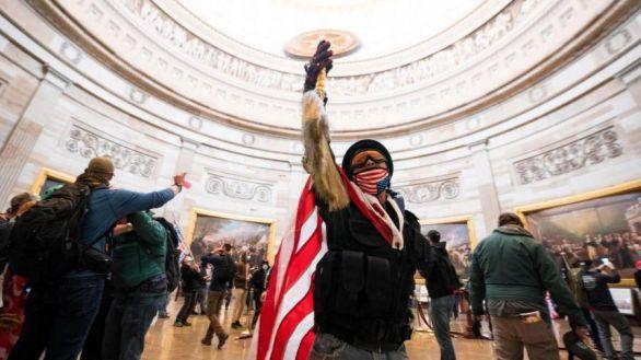 Primer condenado a prisión por el asalto al Capitolio de EEUU