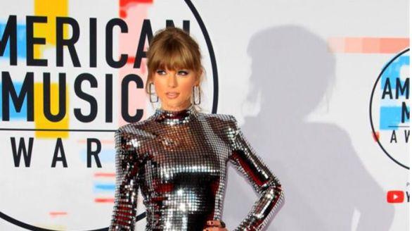 Taylor Swift fue la artista que más dinero generó en EEUU en 2020