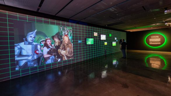El Espacio Fundación Telefónica se vuelca en verano en sus exposiciones