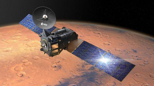 Sin rastro de suficiente metano en Marte que indique la presencia de vida