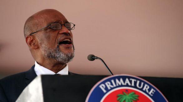 El nuevo primer ministro de Haití pide un
