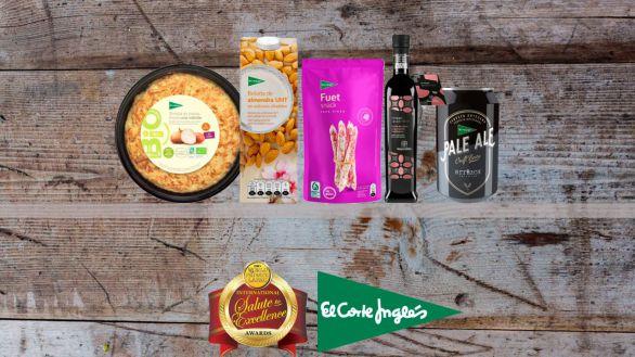 La marca El Corte Inglés logra cinco premios en la Feria PLMA y encadena cuatro años de galardones