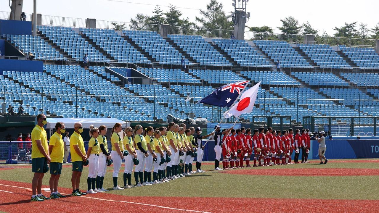 Crónica del día. Un bombazo en el fútbol femenino y el sóftbol arrancan los Juegos