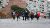Salto a la valla en Melilla: acceden 238 inmigrantes de origen subsahariano