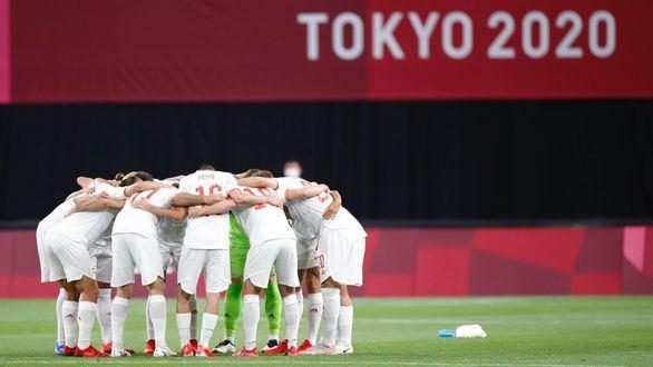 Pinchazo de España en su debut en Tokio | 0-0