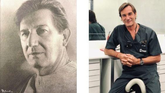 El legado del doctor Víctor Sada, fundador y maestro de la cirugía oral y maxilofacial