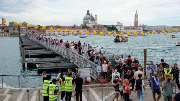 Venecia evita entrar en la lista de patrimonio en riesgo de la Unesco tras prohibir la entrada de cruceros