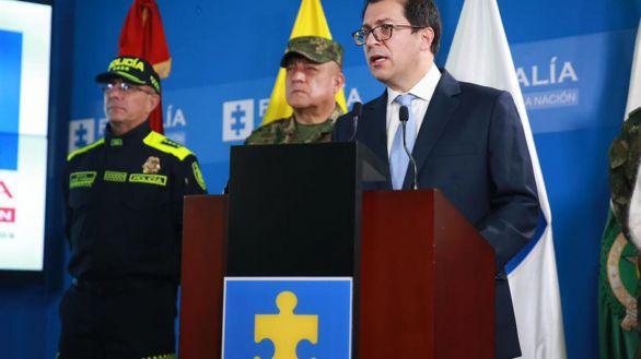 Colombia asegura que el atentado contra Iván Duque fue planeado en Venezuela