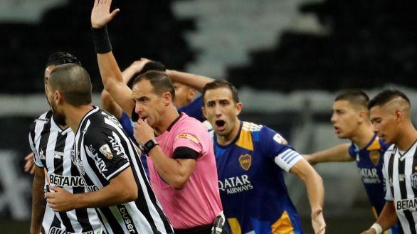 Copa Libertadores. Las terribles imágenes que acabaron con Boca Juniors en comisaría