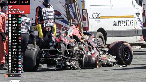 Fórmula Uno. Verstappen y Red Bull estallan pero Hamilton no pide perdón
