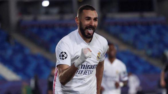 El Real Madrid notifica el positivo por covid de Karim Benzema