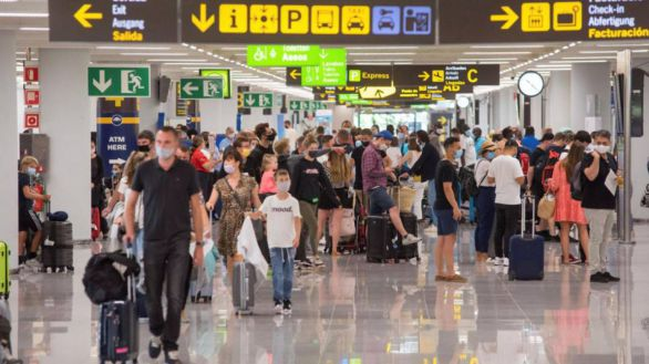 Alemania incluye a España en su 'lista negra' de destinos para viajar