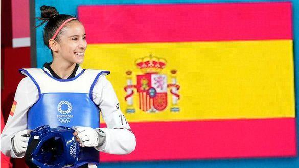 Crónica del día. La benjamina de España inaugura el medallero