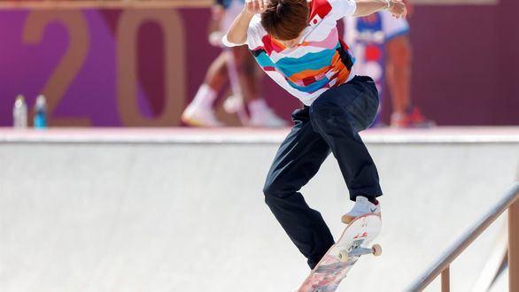 Yuto Horigome hace historia: primer oro olímpico de skate
