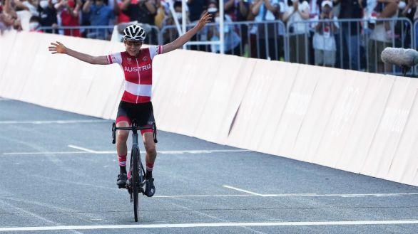La austríaca Kiesenhofer, campeona olímpica doblegando el dominio neerlandés