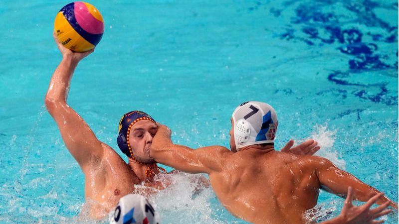 Ilusionante debut de España ante la actual campeona olímpica |12-13